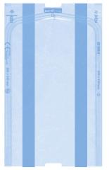Pochettes de stérilisation Sachet à soufflet - lot de 200 pochettes 53-404