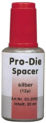 Pro-die spacer Épaisseur : 12 μ 01-359