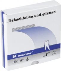 Erkodur Transparent + espaceur Plaques rondes Ø 120 mm 03-499