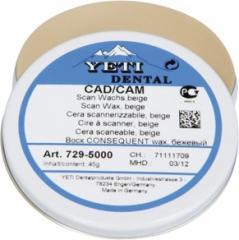CAD/CAM cire à scanner  04-221