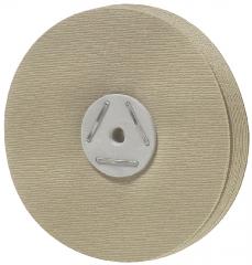 Disque polissage en toile de lin  07-565