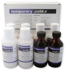Résine Temporary Cold Le coffret standard 09-086