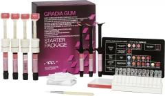 Gradia® Gum Pâte La seringue de 2,9 ml 09-794