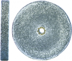 """Meulettes Koolies N° 805 """"à froid"""" - noires 10-285"""