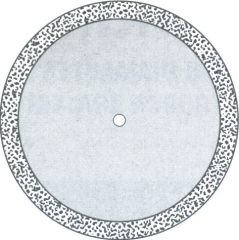 Disques Edenta DSB 321 pour plâtre, bord diamanté dans la masse  10-604