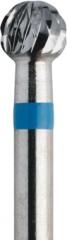 Fraises bague bleue denture 10 ule denture croisée 10-651
