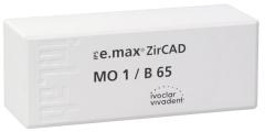 IPS E.MAX ZIRCAD MO (Opacité Moyenne) B65 La boîte de 3 42-3028