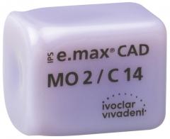 IPS E.MAX CAD MO (Opacité Moyenne) C14  42-836