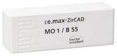 IPS E.MAX ZIRCAD MO (Opacité Moyenne) B55 La boîte de 3 42-3022