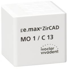 IPS E.MAX ZIRCAD MO (Opacité Moyenne) C13 La boîte de 25 42-3006