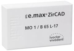IPS E.MAX ZIRCAD MO (Opacité Moyenne) B65L La boîte de 3 42-3034