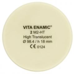 Enamic Disc La boîte de 1 Translucent 80-760