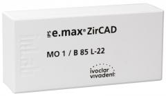IPS E.MAX ZIRCAD MO (Opacité Moyenne) B85L La boîte de 3 42-3040