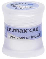 Corrections avec IPS E.MAX CAD CRYSTALL./ADD-ON  42-1931