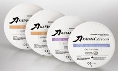 KATANA™ Zirconia series ZR HT13 80-614