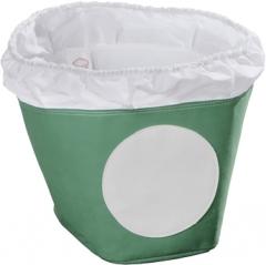 Sac filtre en tissu vert  92-296