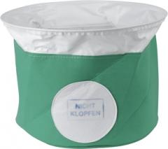 Sac filtre en tissu vert  92-065
