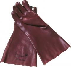 Gants en caoutchouc resistant a la chaleur  92-945